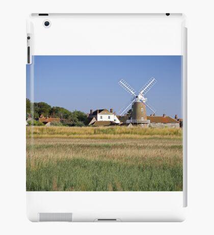 Cley Windmill Panorama iPad Case/Skin