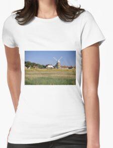 Cley Windmill Panorama T-Shirt