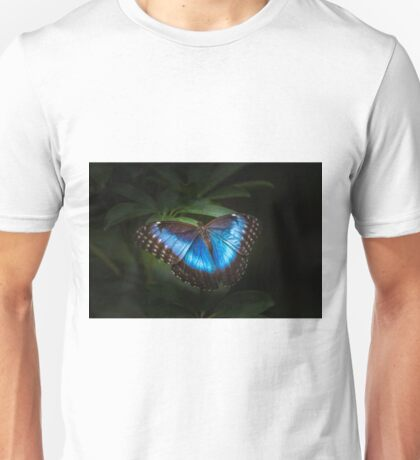 Blue Morpho Unisex T-Shirt