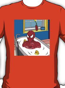 bubble man   T-Shirt