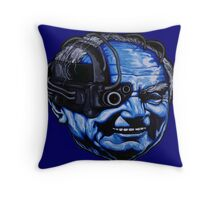 Borgnine of Twelve Throw Pillow