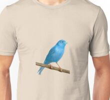 Blue Canary Unisex T-Shirt
