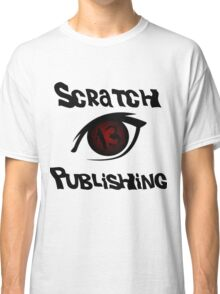 Scratch 13 Publishing Logo Classic T-Shirt