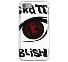 Scratch 13 Publishing Logo iPhone Case/Skin