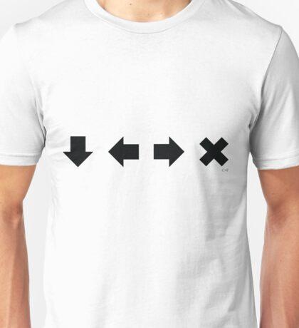 Hadouken Combo Smash Unisex T-Shirt