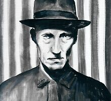 Burroughs by Zombie Rust