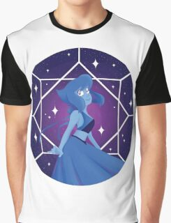 Freedom: Lapis Lazuli Graphic T-Shirt