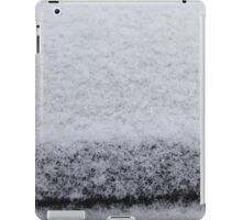 new snow iPad Case/Skin