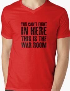 Stanley Kubrick Dr Strangelove Funny Movie Quotes Mens V-Neck T-Shirt