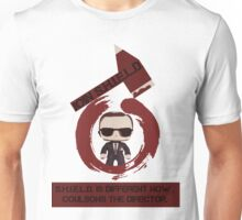 Phil coulson - the director  Unisex T-Shirt