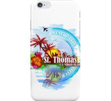 St Thomas USVI iPhone Case/Skin