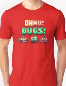 Oh No! Bugs! Logo T-Shirt