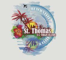 St Thomas USVI T-Shirt