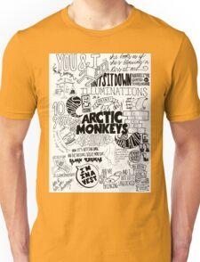 Arctic Monkeys Quotes Unisex T-Shirt