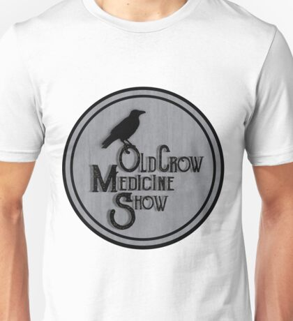Old Crow Medicine Show Badge Unisex T-Shirt