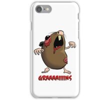 Zombie Hamster iPhone Case/Skin