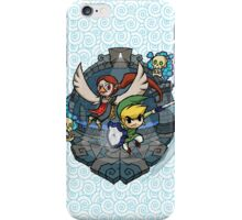 Legend of Zelda Wind Waker Earth Temple T-Shirt iPhone Case/Skin