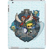 Legend of Zelda Wind Waker Earth Temple T-Shirt iPad Case/Skin