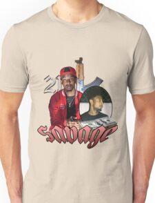 21 SAVAGE VINTAGE T SHIRT TEE HIPHOP Unisex T-Shirt