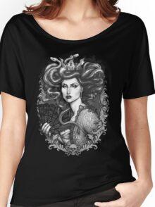 MEDUSA IMPERATRIX MUNDI Women's Relaxed Fit T-Shirt