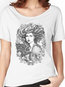 MEDUSA IMPERATRIX MUNDI Women's Relaxed Fit T-Shirt