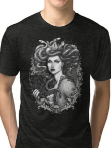 MEDUSA IMPERATRIX MUNDI Tri-blend T-Shirt