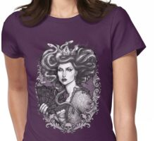 MEDUSA IMPERATRIX MUNDI Womens Fitted T-Shirt