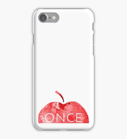 Once Upon A Time-Apple iPhone Case/Skin