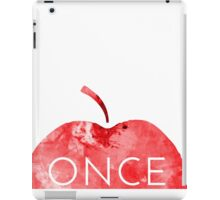 Once Upon A Time-Apple iPad Case/Skin