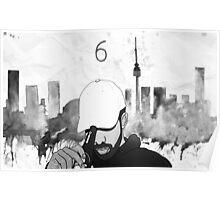 Drake - INK Poster