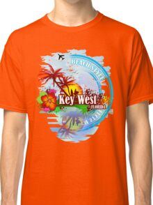 Key West Beach Day Classic T-Shirt