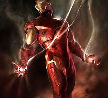 ironman by Reggaetonep4