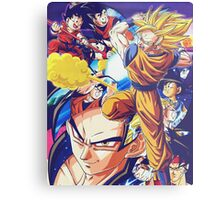 dragon ball z Metal Print