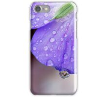 Purple Geranium  iPhone Case/Skin