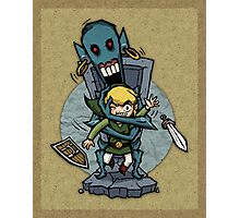 Legend of Zelda Wind Waker ReDead T-Shirt Photographic Print