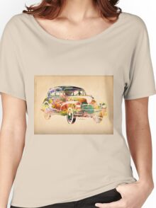 car Women's Relaxed Fit T-Shirt
