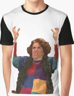 Kristen Wiig: freakin excited  Graphic T-Shirt