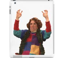 Kristen Wiig: freakin excited  iPad Case/Skin