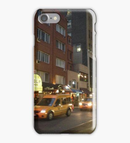 New York City- Soup Man iPhone Case/Skin