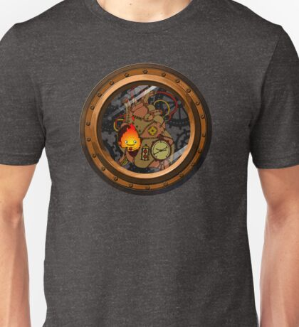 Steampunk Heart Unisex T-Shirt