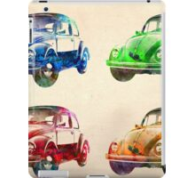 old cars  iPad Case/Skin