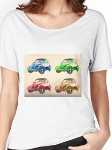 old cars  Women's Relaxed Fit T-Shirt