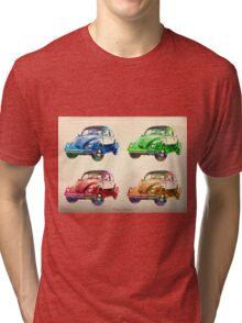 old cars  Tri-blend T-Shirt