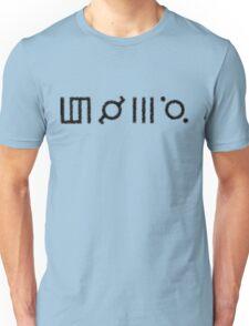30stm Glyphs Unisex T-Shirt