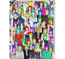 Bowie Zombies iPad Case/Skin