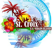St. Croix Beach Style Party  by dejava