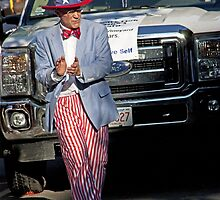 Uncle Sam's Day by phil decocco