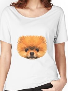 Boo low poly Women's Relaxed Fit T-Shirt