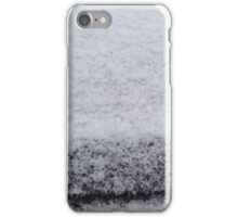 new snow iPhone Case/Skin