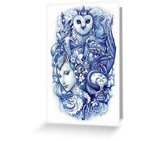 FABLES Greeting Card